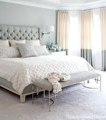 Nailhead Upholstered Headboard Cushioned Headboard Gray Tufted Headboard Make Upholstered