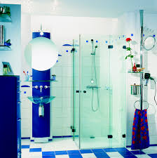 Blue Bathrooms Decor Ideas Best Blue Bathroom Decorations 68 About Remodel House Decorating
