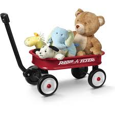 wagon baby radio flyer kids wagon walmart