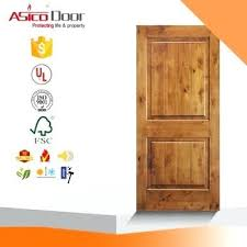 interior panel doors home depot knotty alder interior doors knotty alder 2 panel square top with v