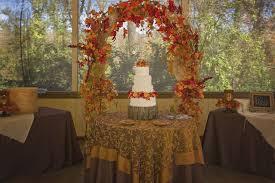 outdoor fall wedding ideas fall wedding outdoor decorations ideas diy wedding 37161
