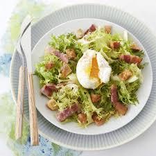 cuisine lyonnaise recettes salade lyonnaise cooking chef de kenwood espace recettes