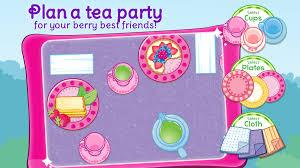 amazon com strawberry shortcake berryfest princess appstore for