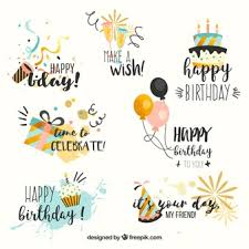Happy Birthday Happy Birthday Vectors Photos And Psd Files Free