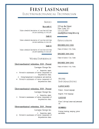 resume format on word cv word format free word resume template resume format word docx