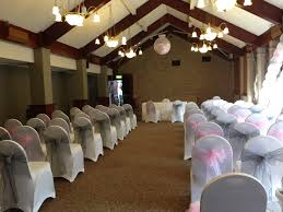 Silver Chair Covers Wedding Chair Covers Pink And Silver Sashes Stylish Events Mk