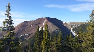 Philmont Scout Ranch Map Baldy Mountain At Philmont Scout Ranch Imgur