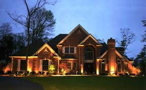 Outdoor Lighting Images by Brilliant Outdoor Lighting Systems Landscape Lighting Rochester Ny