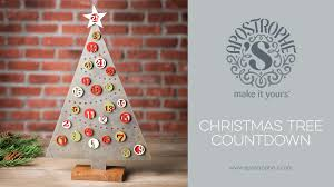 Homemade Christmas Tree by Diy Advent Calendar Christmas Craft Apostrophe S Christmas