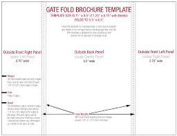gate fold brochure template indesign gate fold brochure template indesign csoforum info