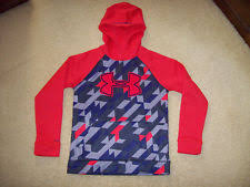 boys under armour sweatshirt ebay
