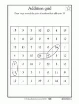 1st grade math worksheets cross it out greatschools