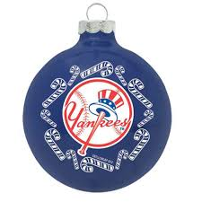 new york yankees traditional ornament
