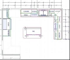 kitchen floor plans with island kitchen layout with island fitbooster me
