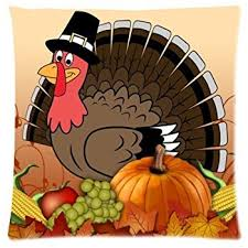 happy thanksgiving day harvest festival decorative