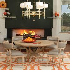 global furniture dining room sets global views furniture klismos dining table