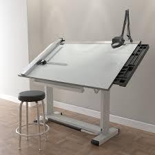 Artist Drafting Table Drafting Table Set 3d Model