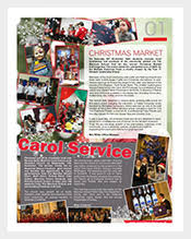 newsletter template u2013 145 free word pdf psd eps indesign