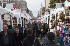 holiday markets in d c when and where to expect them curbed dc