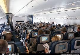 Boeing 777 Interior N703dn Boeing 777 232lr Delta Air Lines Matthew Doehring