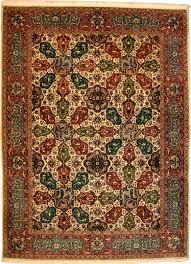 tappeti orientali torino tappeto vecchia manifattura orientale tabriz 290x215 cm simorgh