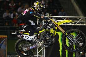 rockstar motocross boots rockstar energy suzuki presses on after anaheim 3