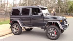 mercedes jeep truck the mercedes g550 4x4 squared is a 250 000 german monster truck