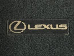 lexus rx 350 black floor mats used lexus rx350 floor mats u0026 carpets for sale page 2