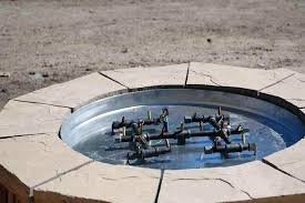 Firepit Parts Gas Pit Kit Pit Kit Gas Brick Pit Kit