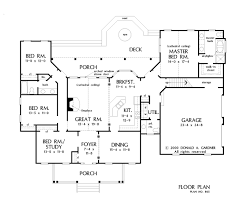 Donald A Gardner Floor Plans by Home Plan The Robinswood By Donald A Gardner Architects