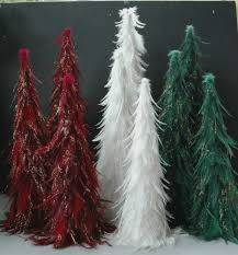 feather tree how to make a christmas topiary 5 diy projects feather tree