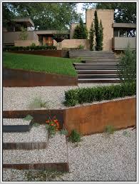 metal landscape edging home design ideas