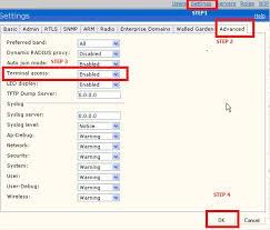how do i enable telnet access to an aruba instant aps airheads
