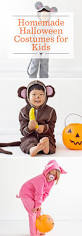 cute and oh so easy homemade halloween costumes for kids