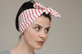 knot headband knot tie jersey turban headband jersey headscarf on luulla