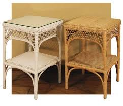 wicker end tables sale wicker lattice end table with glass top within rattan end tables