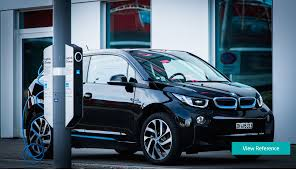 bmw light bmw now charging electric cars via light poles cleantechnica