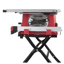 Table Saw Blade For Laminate Flooring Skil 15 Amp Corded Electric 10 In Table Saw With Folding Stand
