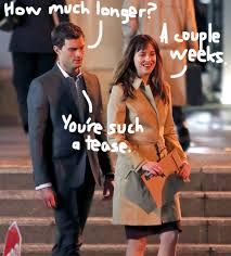 movie fifty shades of grey come out the fifty shades of grey trailer is coming soon and if it includes