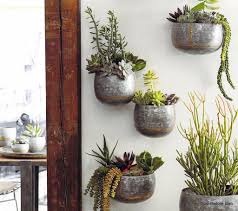 braza indoor outdoor wall planters