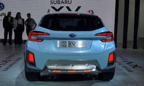 subaru crossover 2016 2016 geneva motor show subaru xv concept autonxt