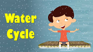 water cycle for kids youtube