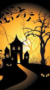halloween wallpaper for iphone 5 halloween spooky digital art bats black background vector