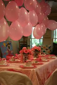 Pink Balloon Decoration Ideas Pinkalicious Birthday Party Ideas Photo 1 Of 28 Catch My Party