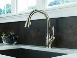 Venetian Bronze Kitchen Faucet by Kitchen Delta Bronze Kitchen Faucet Intended For Top Essa
