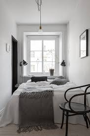 Black And White Scandinavian Bedrooms My Paradissi - Scandinavian bedrooms