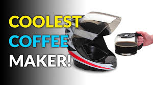 cool motocross helmets motorcycle helmet coffee maker youtube