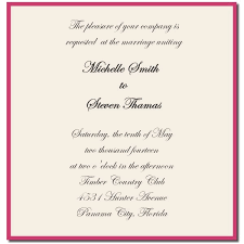 wedding invite exles wedding invitation wording exles on wedding