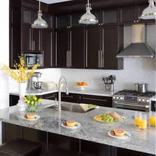 white kitchen countertops with brown cabinets 5 kitchen countertop and flooring matches for