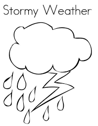 25 weather coloring pages coloringstar